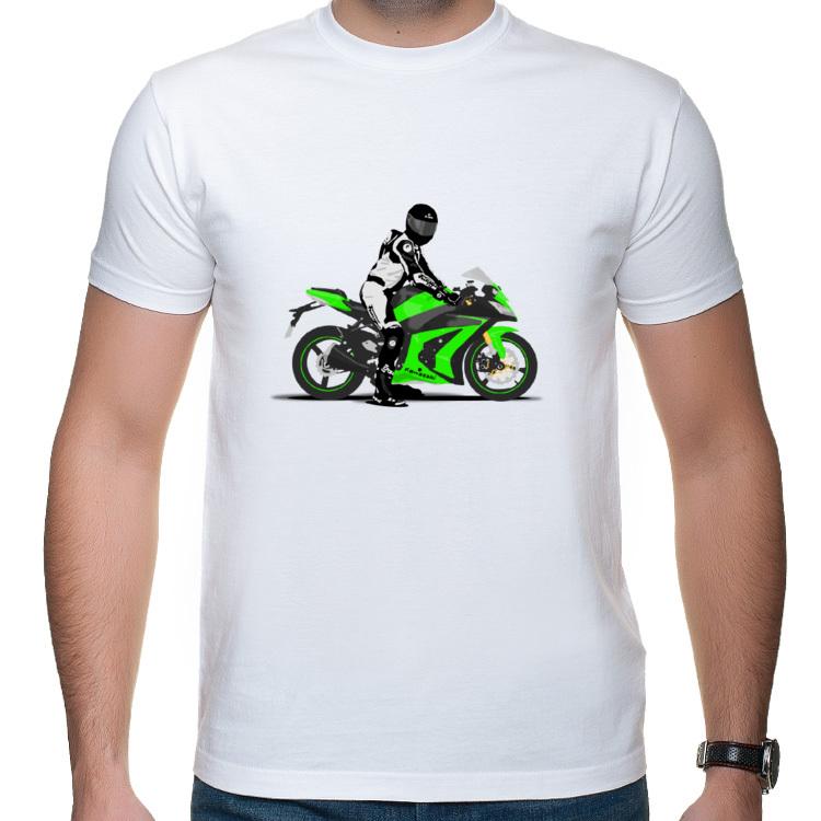5b8e3e5e600109 Koszulka kawasaki - Motocyklowe
